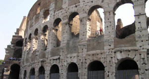Colosseo, Roma, Italia. Author and Copyright Marco Ramerini