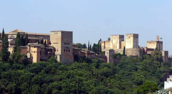 Granada, Andalusia, Spagna. Author and Copyright Liliana Ramerini